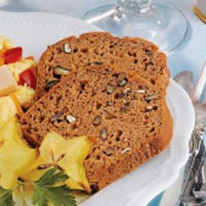 Prune Quick Bread