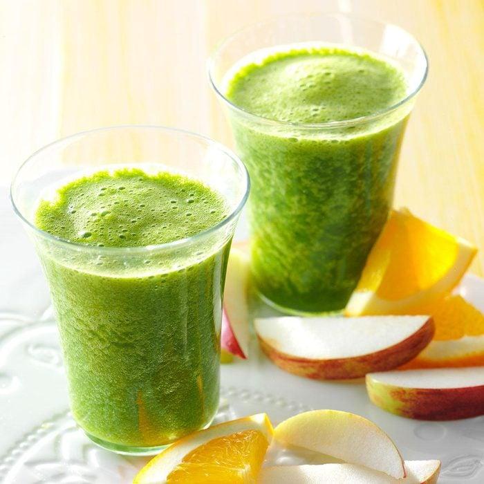 <i>Gremlins:</i> Ginger-Kale Smoothies