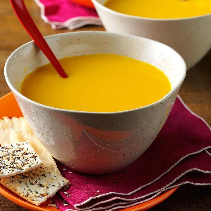 Day 24: Apple Squash Soup