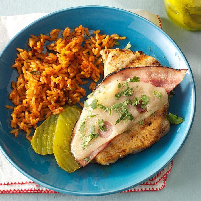 Cuban-Style Pork Chops