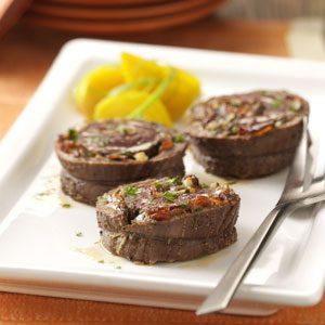 Pinwheel Flank Steaks