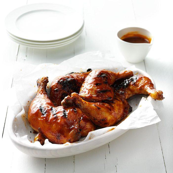 Day 29: Honey BBQ Chicken