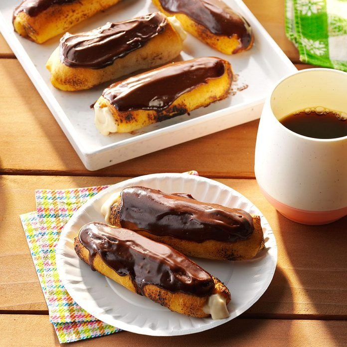 June 22: National Chocolate Eclair Day