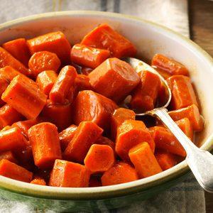 Orange Spice Carrots