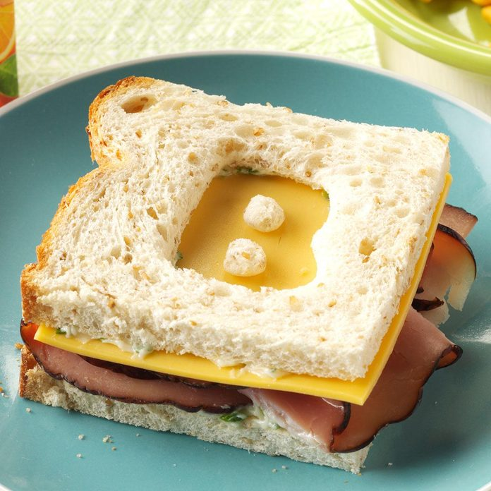 Wednesday Lunch: B Is For Book Sandwich