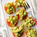 Chipotle Lime Avocado Salad