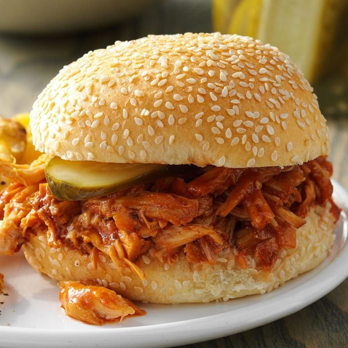 Chipotle Pulled Chicken