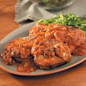 Homemade Italian Pork Chops