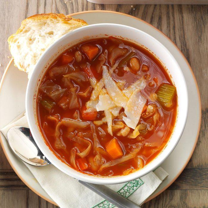 Italian Cabbage Soup