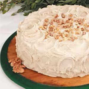 Maple Sugar Cake