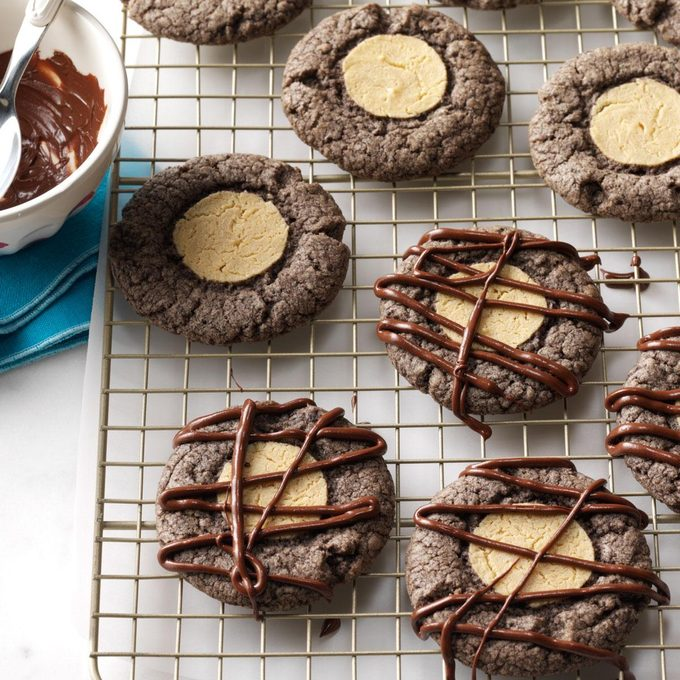 Peanut Butter Pie Cookies