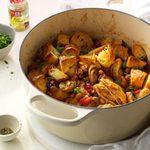 New England Bean & Bog Cassoulet