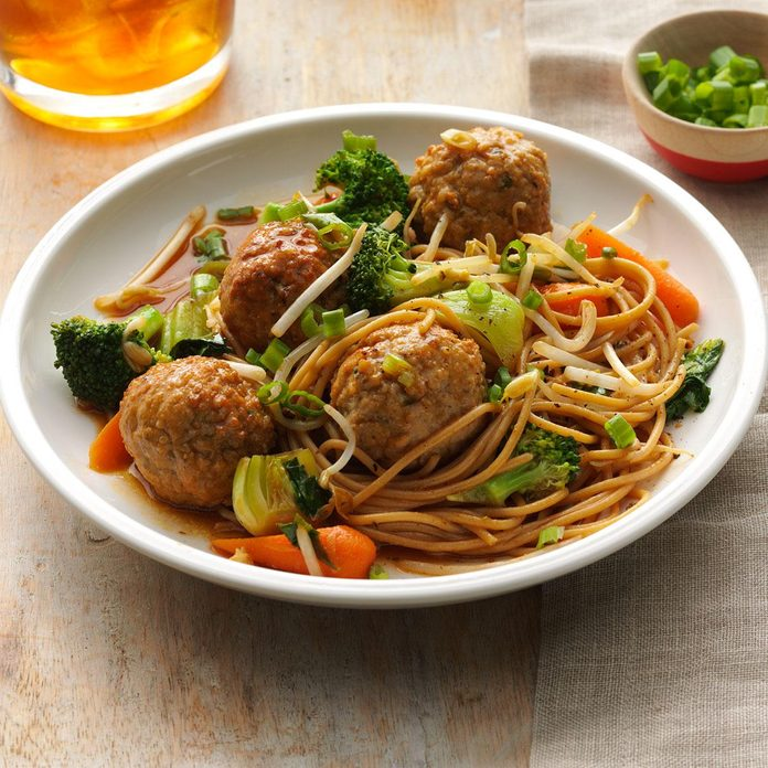 Inspired by: Chow Mein