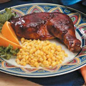 Molasses Barbecue Sauce