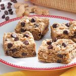 Chocolate Chip Graham Bars