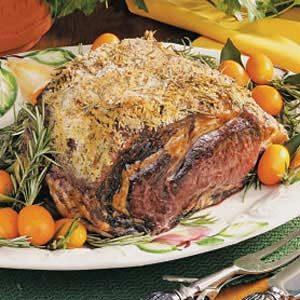 Seasoned Roast