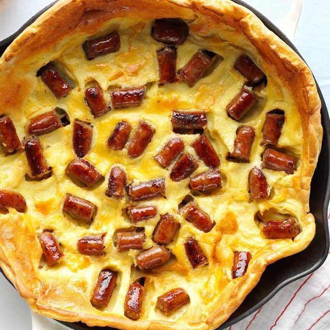 Grandmother's Toad in a Hole