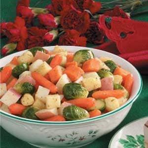 Winter Vegetable Medley