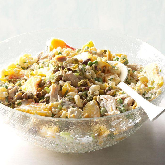 Summer Chicken Macaroni Salad