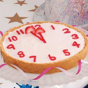 Countdown Cheesecake