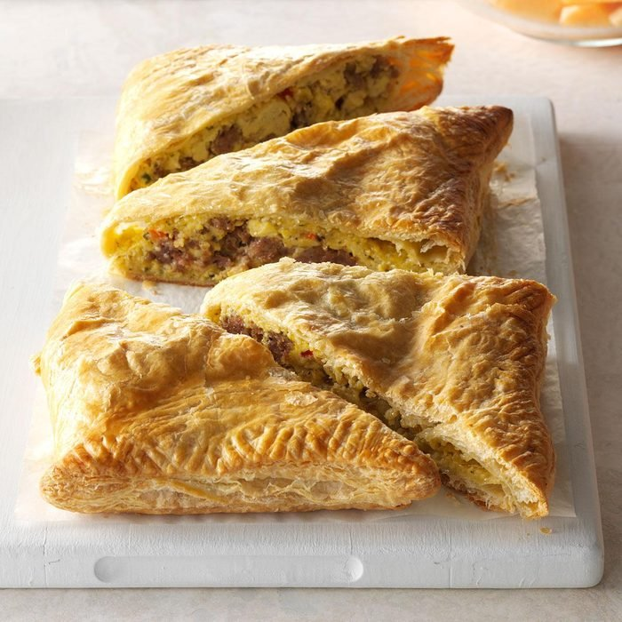 Southern Brunch Pastry Puff