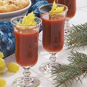 Spiced Tomato Drink