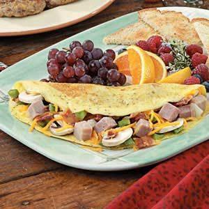 Farmhouse Omelets