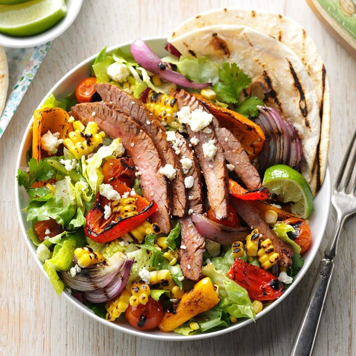 June 26: Fajita in a Bowl