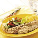 Lemon-Pepper Catfish
