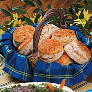 Paprika Cheese Biscuits