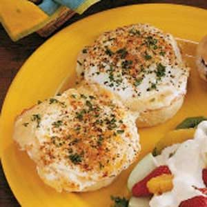 Dinner Eggs