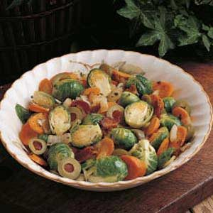 Company Brussels Sprouts