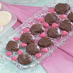 Chocolate Pecan Candies