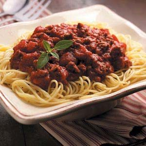 Easy Slow-Cooked Spaghetti Sauce