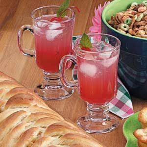 Rhubarb Cooler