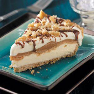 Freezer Peanut Butter Pie