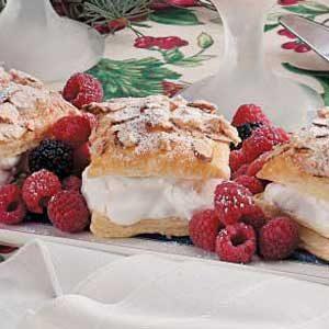 Almond Puff Pastries