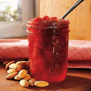 Cherry Almond Preserves
