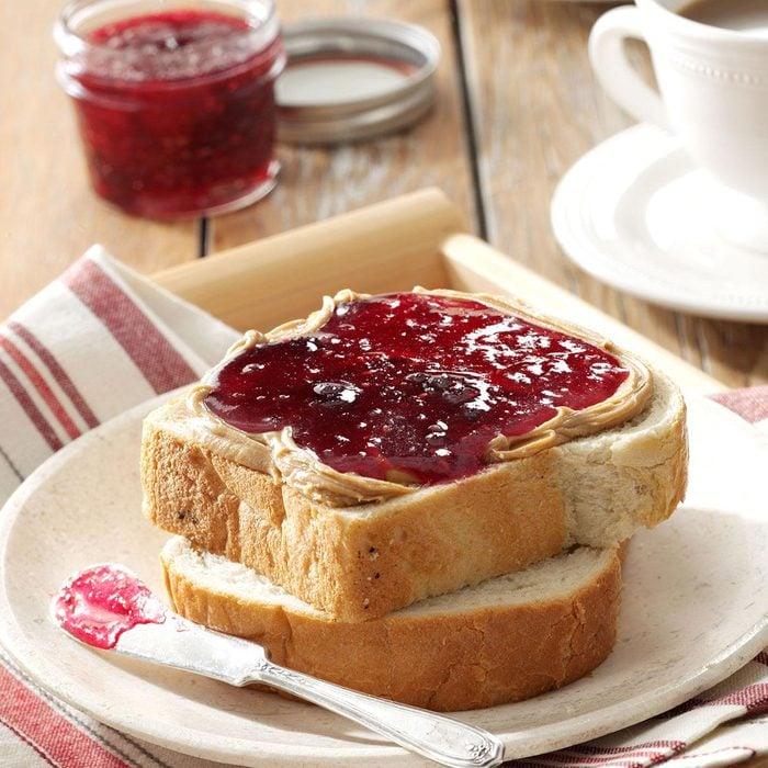 Tri-Berry Jam