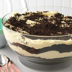 Pay Dirt Cake
