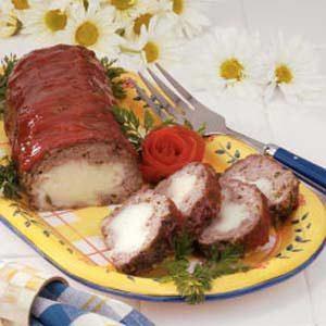 Mashed Potato Meat Loaf
