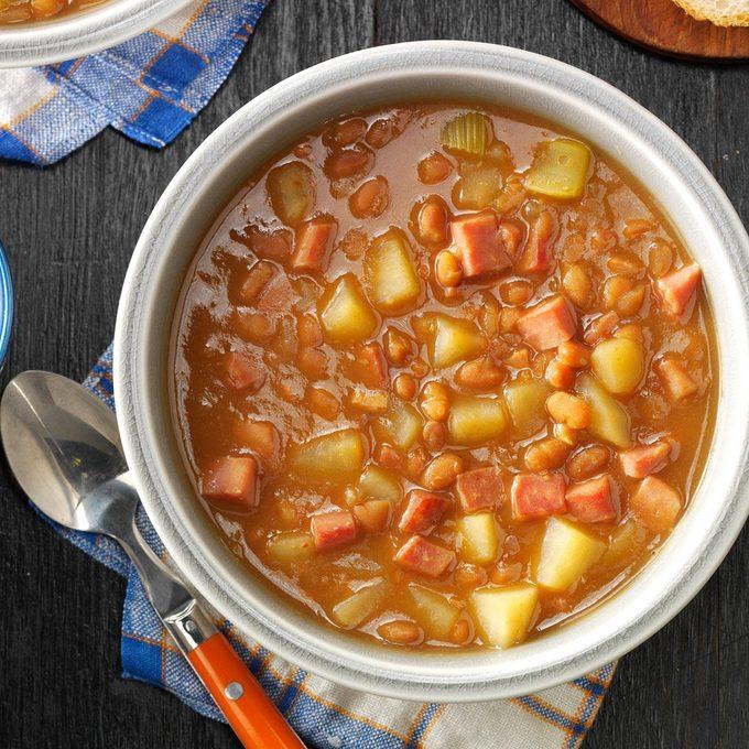 Ham and Bean Stew