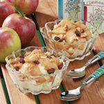 Warm Apple Topping