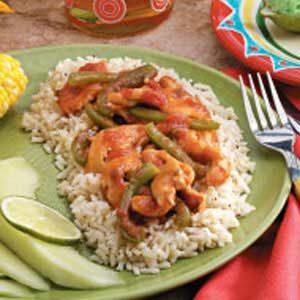 Lemon-Pepper Rice