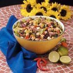 Black Bean Chicken Salad