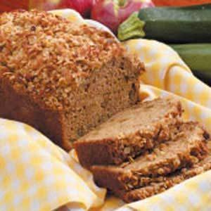 Apple Zucchini Loaf