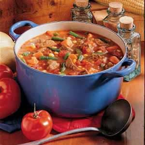 Southwestern Stew Pot