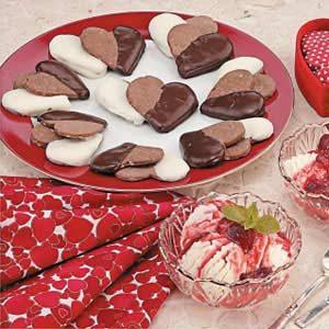 Engaging Heart Cookies