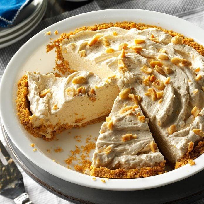 West Virginia: Peanut Butter Cream Pie