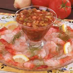 Chunky Seafood Sauce